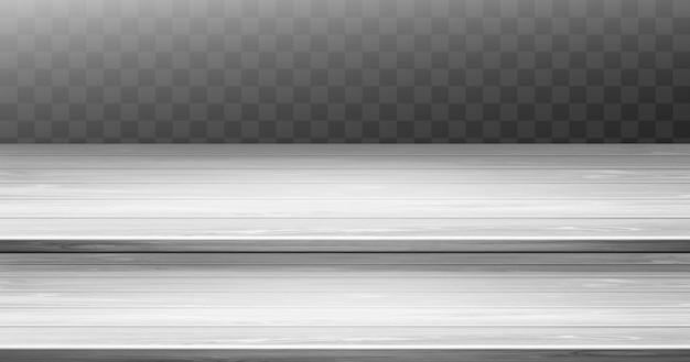 Vintage schritt tischplatte, hölzerne graue arbeitsplatte