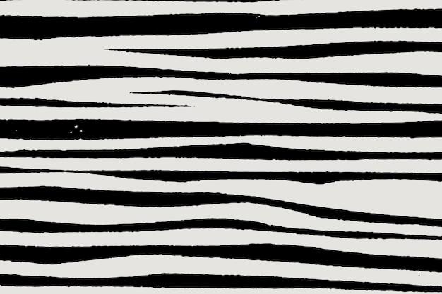 Vintage schwarzer holzschnitt-muster-hintergrund, remix aus kunstwerken von samuel jessurun de mesquita