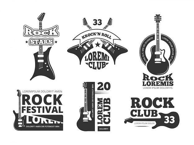 Vintage schwerer rock