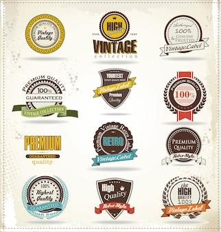Vintage-Stil Premium-Qualität