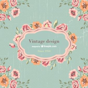 Vintage-vorlage-design
