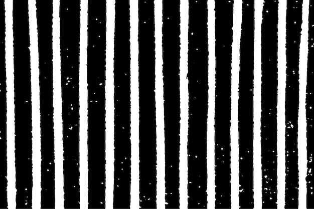 Vintage weiße linien vektormuster hintergrund, remix aus kunstwerken von samuel jessurun de mesquita