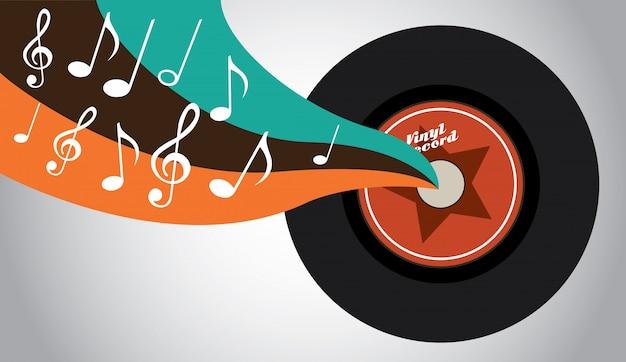 Vinyl-design