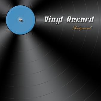 Vinyl record hintergrund