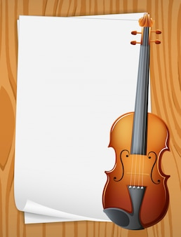 Violinenfahne