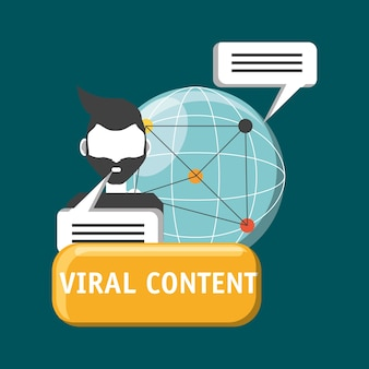 Virales content design