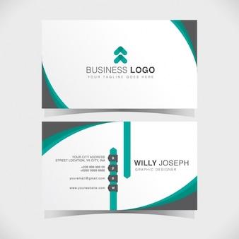 Visitenkarte design