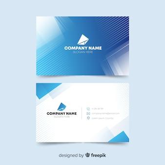 Visitenkarte-template-design
