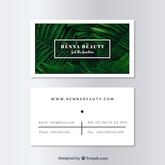 Visitenkarte-vorlage