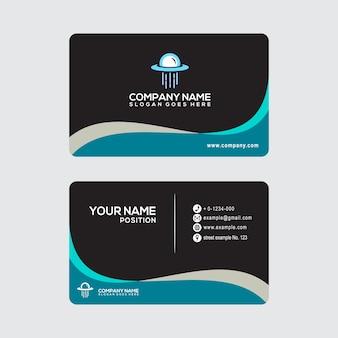 Visitenkarten-design-vorlage