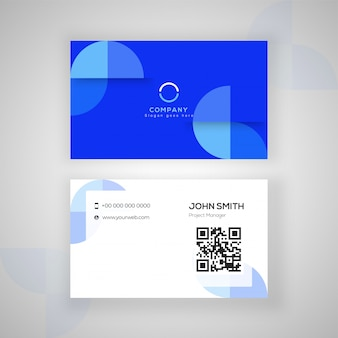Visitenkarten-design.