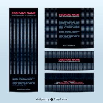 Visuelle identität kit kostenlos zum download
