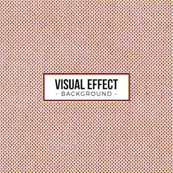 Visueller effekt hintergrund Kostenlosen Vektoren