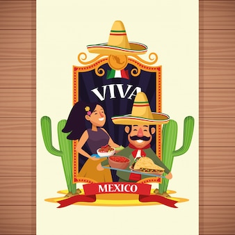 Viva mexiko cartoons