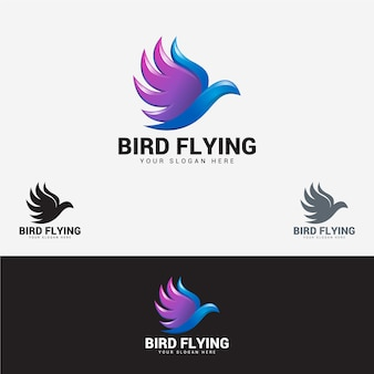 Vogelfliegen-logo