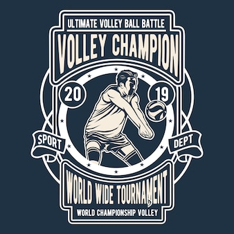 Volley champion