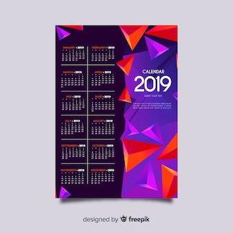 Volumen dreiecke kalendervorlage