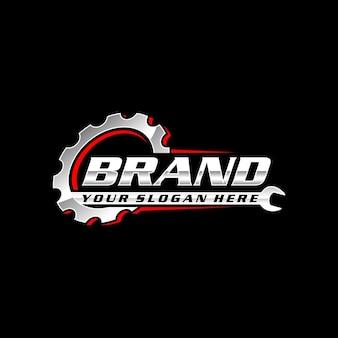 Vorlage für das autoservice-logo