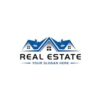 Vorlage für das immobilienlogo