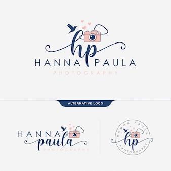 Vorlage für feminine logosammlungen