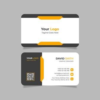 Vorlage für firmen-visitenkarten