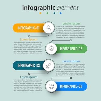 Vorlage für infografiken.