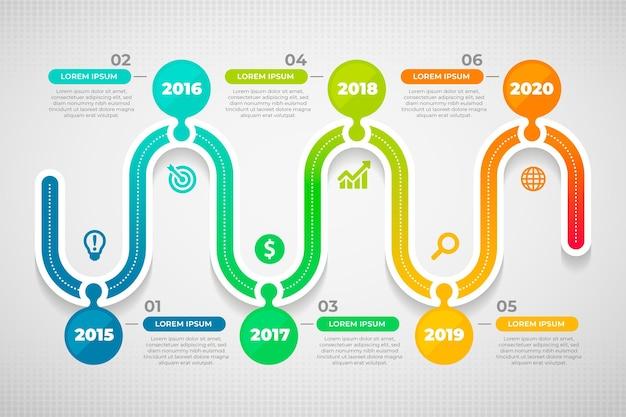 Vorlage für infografiken