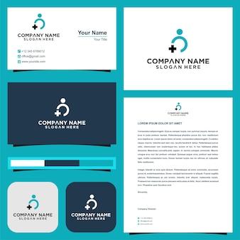 Vorlage für medizinische logos