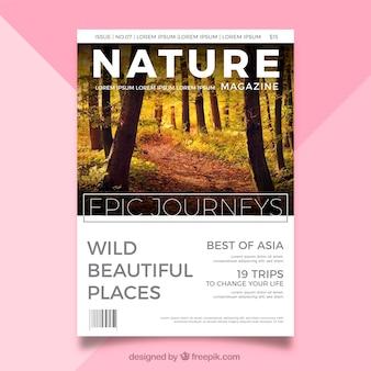 Vorlage für naturzeitschrift