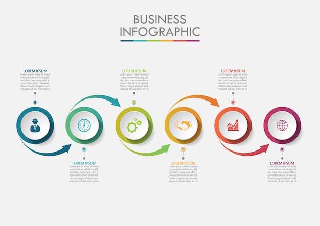 Vorlage infographik vorlage
