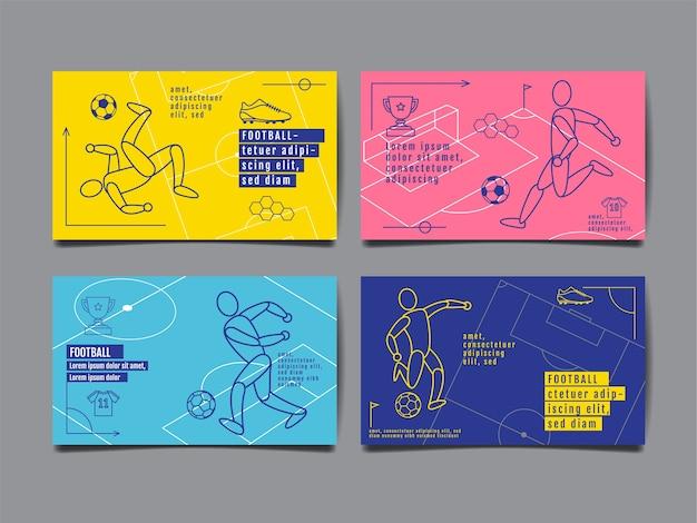 Vorlage sport layout