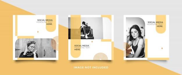 Vorlagen für beiträge in sozialen medien