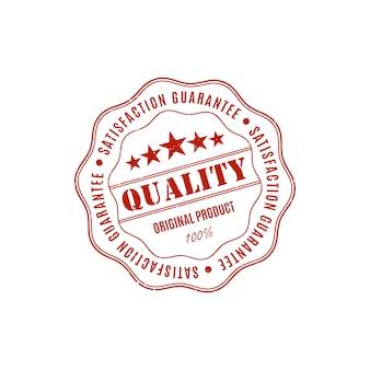 Vorlagen für die produktqualitätsgarantie