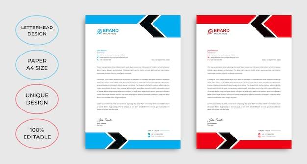 Vorlagendesign für geschäftliche e-mail-signaturen Premium Vektoren