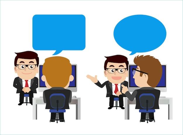 Vorstellungsgespräch konzept