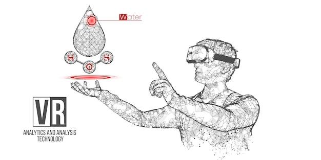 Vr-wireframe-headset-banner