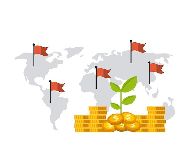 Wachstumsfonds-wirtschaft-design