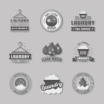 Wäsche neun briefmarken