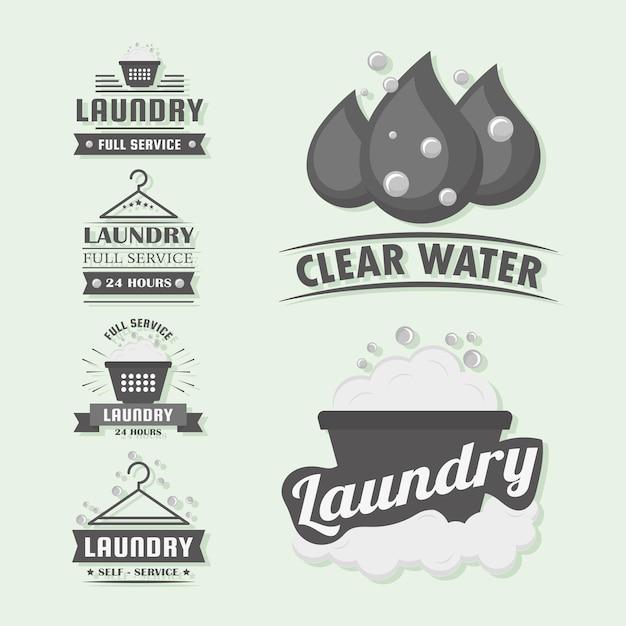Wäsche sechs briefmarken