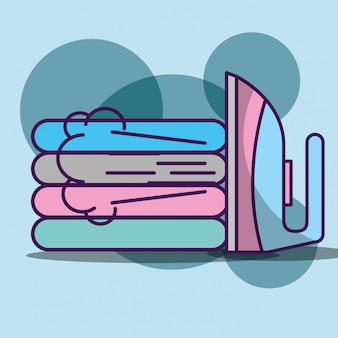 Wäscherei im zusammenhang
