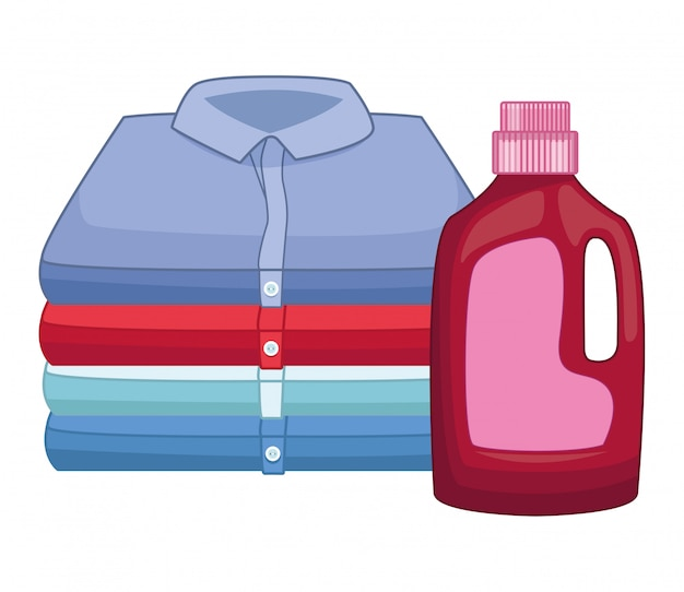 Wäschewaschen und reinigungszubehör