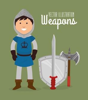 Waffen und waffen