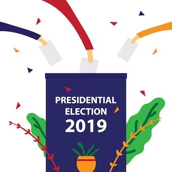 Wahlen abstimmen