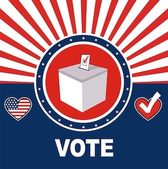 Wahltag wählen