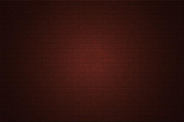 Wandhintergrund des roten backsteins