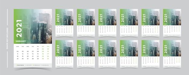 Wandkalender 2021