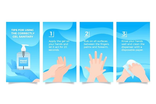 Wann und wie man sanitäre schutzausrüstung benutzt
