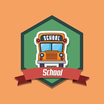 Wappen der schule