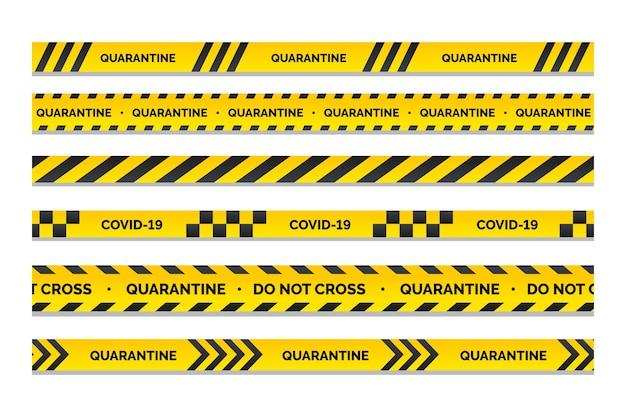 Warnungen vor den gefahren des virus