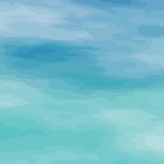 Wasser aquarell textur
